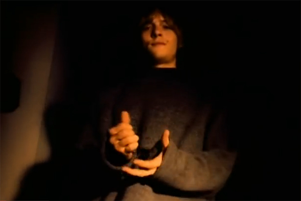 "<div class=""meta image-caption""><div class=""origin-logo origin-image ""><span></span></div><span class=""caption-text"">Norman Reedus ('The Walking Dead's Daryl Dixon) was 23 years old when he starred in Ugly Kid Joe's music video for the band's 1992 hit 'Cats In the Cradle,' a cover of a Harry Chapin song. (Universal Records, a Division of UMG Recordings, Inc.)</span></div>"