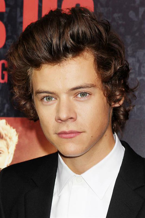 One Direction member Harry Styles attends the premiere of &#39;One Direction: This Is Us&#39; in New York on Aug. 26, 2013. <span class=meta>(Dave Allocca &#47; Startraksphoto.com)</span>