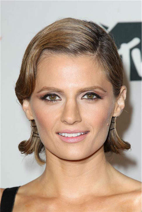 Stana Katic attends the premiere of &#39;CBGB&#39; at the BGB Music and Film Festival in New York on Oct. 8, 2013. <span class=meta>(Kristina Bumphrey &#47; Startraksphoto.com)</span>