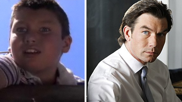 Jerry O&#39;Connell was about 12 when he played Vern in the 1986 film &#39;Stand By Me,&#39; which was his first on-screen role. He went on to star as Andrew on the sci-fi series &#39;My Secret Identity&#39; between 1988 and 1991 and played Brody in the 1990s series &#39;Camp Wilder.&#39; In 1996, he befriended cockroaches in the movie &#39;Joe&#39;s Apartment.  After small parts in the 1996 film &#39;Jerry Maguire&#39; and the teen movies &#39;Scream 2&#39; and &#39;Can&#39;t Hardly Wait,&#39; O&#39;Connell returned to television, playing Quinn in the sci-fi series &#39;Sliders&#39; between 1995 and 1999. In 1999, he also played Mariah Carey&#39;s love interest in her music video &#39;Heartbreaker.&#39;  Throughout the next decade, O&#39;Connell starred in the comedy movies &#39;Tomcats&#39; and &#39;Kangaroo Jack&#39; and in the shows &#39;Las Vegas&#39; and &#39;Crossing Jordan.&#39;   In 2007, O&#39;Connell married actress and model Rebecca Romijn, who was once John Stamos&#39; wife. O&#39;Connell and Romijn are parents to twin daughters, who were born in 2008.   Also that year, O&#39;Connell spoofed his &#39;Jerry Maguire&#39; co-star Tom Cruise in an online video that parodied an interview the actor had given about his religion, Scientology.  O&#39;Connell guest-starred on Romijn&#39;s short-lived drama series &#39;Eastwick&#39; in 2009 and 2010. He went on to star in the short-lived CBS shows &#39;The Defenders&#39; and &#39;We Are Men,&#39; as well as the 2010 film &#39;Piranha 3D.&#39; <span class=meta>(Columbia Pictures &#47; Carol Mendelsohn Productions &#47; CBS)</span>