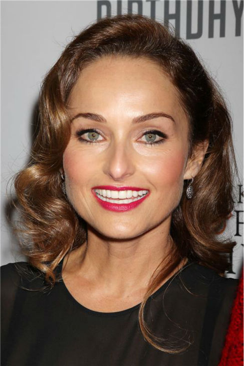 "<div class=""meta ""><span class=""caption-text "">Giada De Laurentiis attends the Food Network's 20th birthday bash at the New York City Food and Wine Festival at Pier 92 on Oct. 17, 2013. (Dave Allocca / Startraksphoto.com)</span></div>"