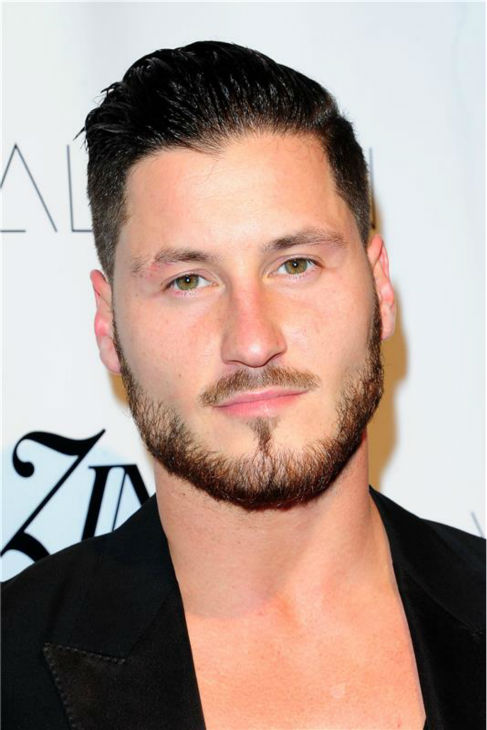 &#39;Dancing With The Stars&#39; pro dancer Val Chmerkovskiy attends a launch party for VALENTIN, his urban streetwear couture brand clothing line, in Los Angeles on Oct. 17, 2013. <span class=meta>(Michael Simon &#47; Startraksphoto.com)</span>