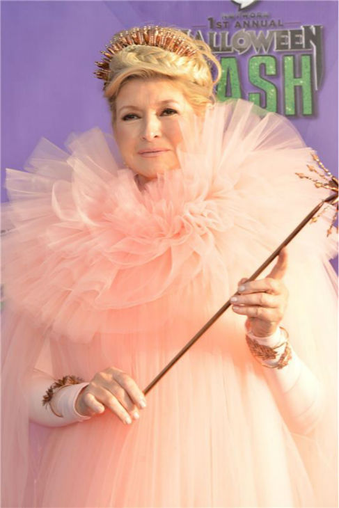 "<div class=""meta ""><span class=""caption-text "">Martha Stewart attends the Hub Network's first annual Halloween Bash in Santa Monica, California on Oct. 20, 2013. She served as a judge at the event. (Tony DiMaio / Startraksphoto.com)</span></div>"