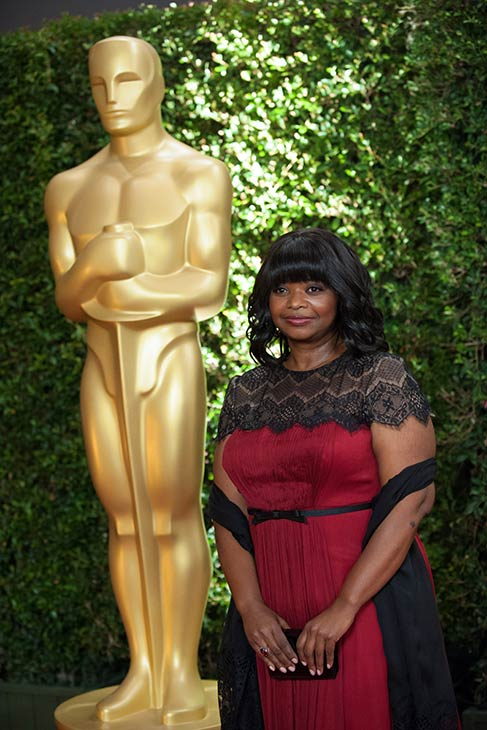 Oscar winner Octavia Spencer and star of a new &#39;Murder, She Wrote&#39; reboot appears at the 2013 Governors Awards at The Ray Dolby Ballroom at Hollywood and Highland Center in Hollywood, California on Saturday, Nov. 16, 2013. <span class=meta>(Matt Petit &#47; A.M.P.A.S.)</span>