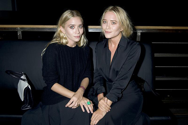 "<div class=""meta image-caption""><div class=""origin-logo origin-image ""><span></span></div><span class=""caption-text"">Twin sisters Mary-Kate and Ashley Olsen, who run a fashion empire and rose to fame as child stars playing Michelle Tanner on the 1990s show 'Full House,' appear at the Lexus Design Disrupted Fashion Experience event in New York on Sept. 5, 2013. (Justin Campbell / Startraksphoto.com)</span></div>"