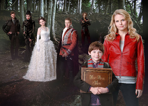 "<div class=""meta ""><span class=""caption-text "">The new fantasy series 'Once Upon a Time,' starring Jennifer Morrison and Ginnifer Goodwin, debuts its season premiere on Oct. 23, 2011 and will air on Sundays from 8 to 9 p.m. (ABC Studios)</span></div>"