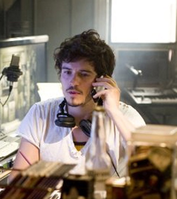 Orlando Bloom appears in a scene from the 2009 film 'New York, I Love You.'