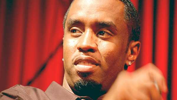 Sean &#39;Diddy&#39; Combs made his debut for Mercedes-Benz in the 2011 Super Bowl. He introduced the new line of Mercedes vehicles. <span class=meta>( Mercedes-Benz)</span>
