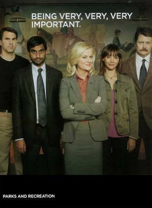 "<div class=""meta ""><span class=""caption-text "">Season 4 of 'Parks and Recreation,' featuring Amy Poehler, premieres on NBC on Sept. 22, 2011 and will air on Thursdays from 8:30 to 9 pm. (Universal Media Studios)</span></div>"