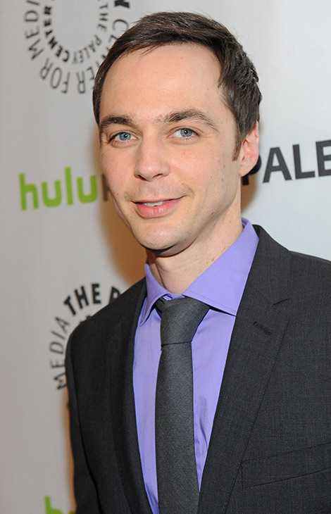 "<div class=""meta image-caption""><div class=""origin-logo origin-image ""><span></span></div><span class=""caption-text"">'The Big Bang Theory' star Jim Parsons attends the Paley Center for Media's PaleyFest honoring the CBS show at the Saban Theatre, courtesy of Samsung Galaxy, on Wednesday, March 13, 2013 in Los Angeles. (Kevin Parry for Paley Center for Media)</span></div>"