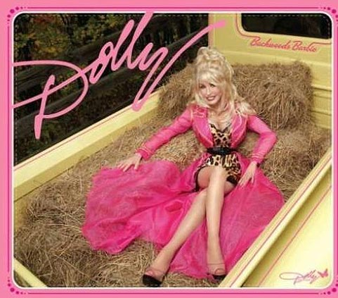 Dolly Parton appears on the cover of her album...