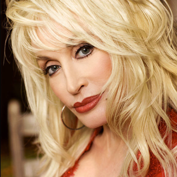 Dolly Parton appears in a publicity photo promoting her album 'Backwoods Barbie.' It was released on Feb. 26, 2008.
