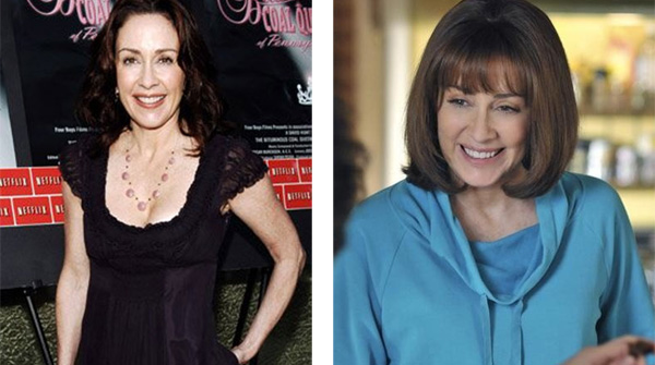Pictured:  At left, Patricia Heaton appears at the event of 'The Bit