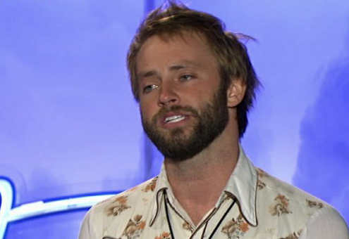 "<div class=""meta ""><span class=""caption-text "">Paul McDonald, a 26-year-old Alabama native who lives in Nashville, TN, was made an 'American Idol' Top 24 finalist. (Pictured: Paul McDonald performs in front of the judges on 'American Idol' on an episode that aired on Jan. 27, 2011.) (Michael Becker / FOX)</span></div>"