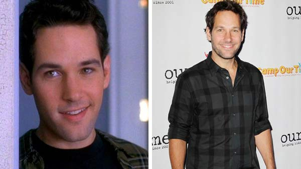 "<div class=""meta ""><span class=""caption-text "">Paul Rudd portrayed Cher's college-age ex-step-brother Josh in 'Clueless,' a character who was always quick to knock Cher down off of her high pedestal.    Josh, who worked with Cher's father on a litigation case, was more selfless and forthright than Cher, constantly encouraging her to do things for others instead of herself. By the films end, Cher realizes her resentment for her pestering ex step-brother were actually feelings of love, and the two become a couple by the film's end.   Following 'Clueless,' Rudd landed a recurring role on the popular NBC comedy 'Friends' and went on to star in the hit films 'Anchorman,' 'Knocked Up' and 'I Love You, Man.' Rudd married Julie Yaeger in 2003. The couple has two children together, a son named Jack and a daughter named Darby.   (Pictured: Left -- Paul Rudd appears in a still from 'Clueless'. Right -- Paul Rudd appears at the 2nd annual All Star Bowling Benefit supporting Our Time in New York City on Oct. 21, 2013.)  (Paramount Pictures / Amanda Schwab / startraksphoto.com)</span></div>"