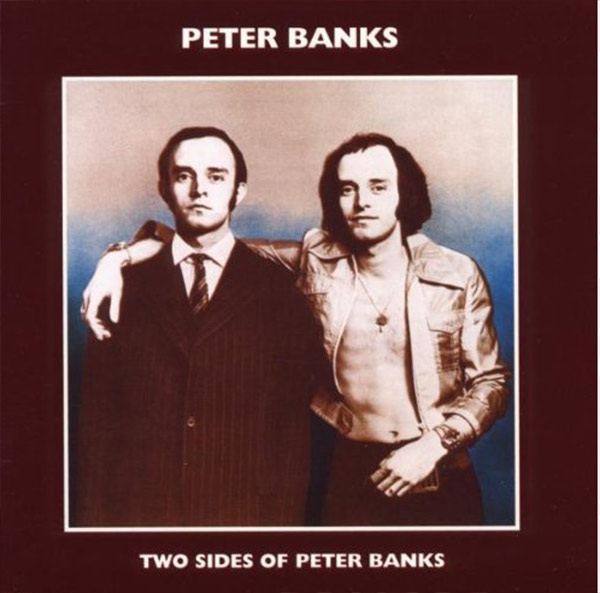 The cover of Peter Banks 1973 record Two Sides of Peter Banks. - Provided courtesy of Esoteric Records