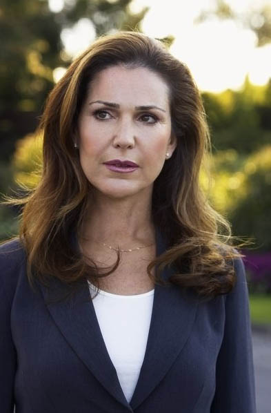 Peri Gilpin in a scene from the 2007 television...