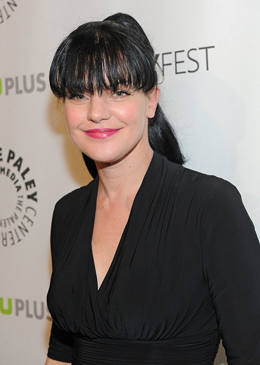 Pauley Perrette attends the Paley Center for Media&#39;s PaleyFest honoring the CBS show &#39;The Big Bang Theory&#39; at the Saban Theatre, courtesy of Samsung Galaxy, on Wednesday, March 13, 2013 in Los Angeles. The actress, who stars in the CBS series &#39;NCIS,&#39; served as the moderator of the event. <span class=meta>(Kevin Parry for Paley Center for Media)</span>