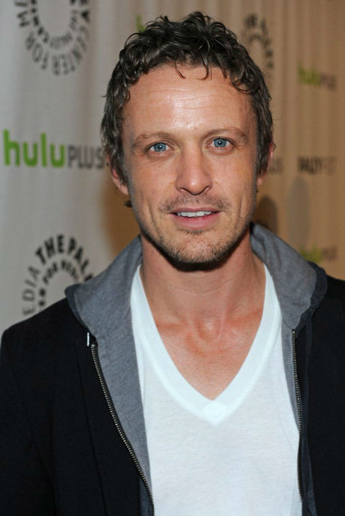 Actor David Lyons attends the Paley Center for...