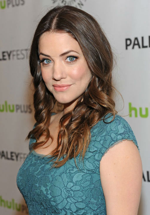 "<div class=""meta image-caption""><div class=""origin-logo origin-image ""><span></span></div><span class=""caption-text"">Julie Gonzalo attends the Paley Center for Media's PaleyFest event honoring 'Dallas,' courtesy of Samsung Galaxy, at the Saban Theatre in Los Angeles on March 10, 2013. (Photo/Kevin Parry for Paley Center for Media)</span></div>"