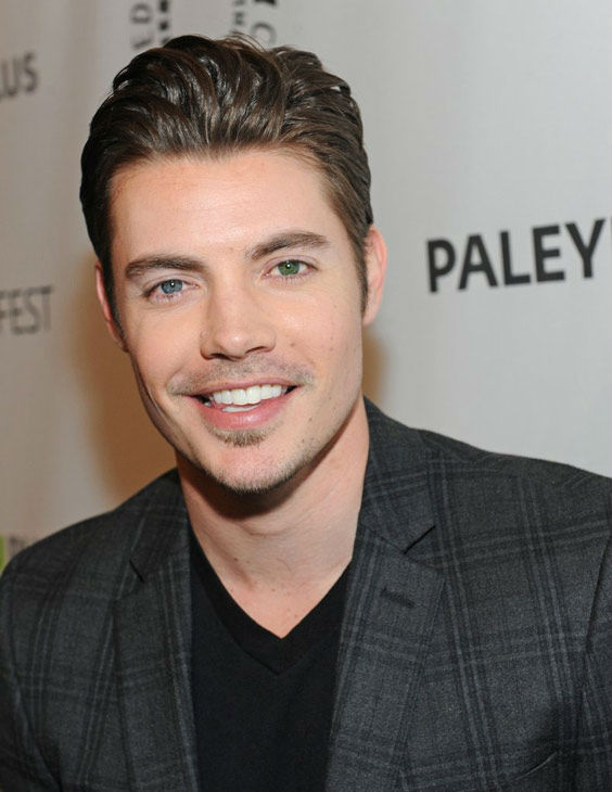 Josh Henderson attends the Paley Center for Media&#39;s PaleyFest event honoring &#39;Dallas,&#39; courtesy of Samsung Galaxy, at the Saban Theatre in Los Angeles on March 10, 2013. <span class=meta>(Photo&#47;Kevin Parry for Paley Center for Media)</span>