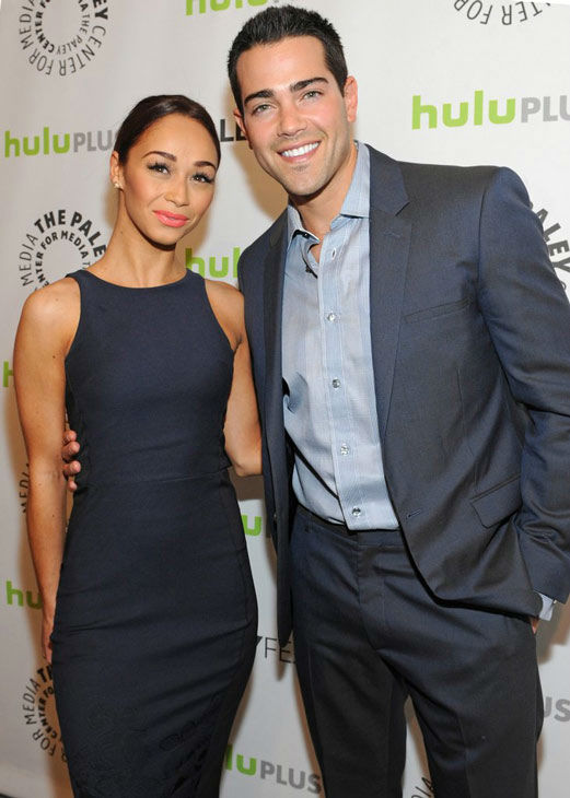 Jesse Metcalfe &#40;R&#41; and Cara Santana &#40;L&#41; attend the Paley Center for Media&#39;s PaleyFest event honoring &#39;Dallas,&#39; courtesy of Samsung Galaxy, at the Saban Theatre in Los Angeles on March 10, 2013. <span class=meta>(Photo&#47;Kevin Parry for Paley Center for Media)</span>