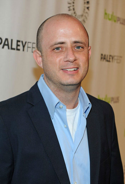 Executive Producer Eric Kripke attends the Paley Center for Media's PaleyFest event for the NBC series 'Revolution' on March 2, 2013.