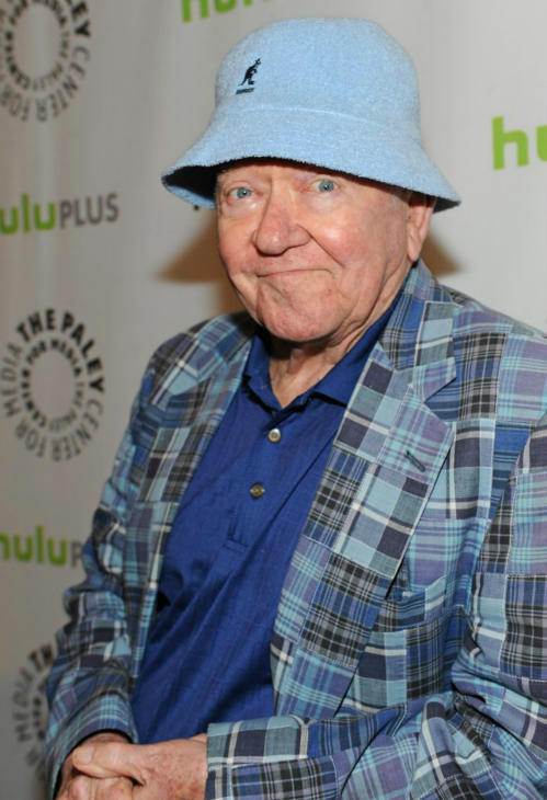 Richard Erdman attends the Paley Center for Media&#39;s PaleyFest event honoring &#39;Community,&#39; courtesy of Samsung Galaxy, at the Saban Theatre, in Los Angeles on Tuesday March 5, 2013. <span class=meta>(Photo&#47;Kevin Parry for Paley Center for Media)</span>