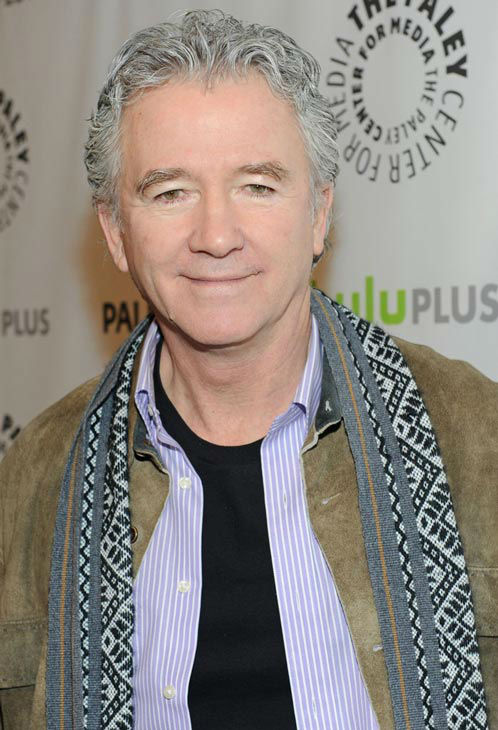 Patrick Duffy attends the Paley Center for Media&#39;s PaleyFest event honoring &#39;Dallas,&#39; courtesy of Samsung Galaxy, at the Saban Theatre in Los Angeles on March 10, 2013. <span class=meta>(Photo&#47;Kevin Parry for Paley Center for Media)</span>