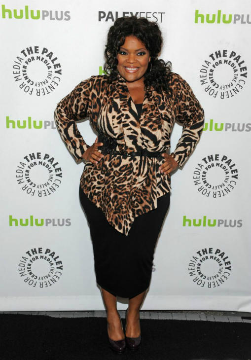 "<div class=""meta ""><span class=""caption-text "">Yvette Nicole Brown attends the Paley Center for Media's PaleyFest event honoring 'Community,' courtesy of Samsung Galaxy, at the Saban Theatre, in Los Angeles on Tuesday March 5, 2013. (Photo/Kevin Parry for Paley Center for Media)</span></div>"