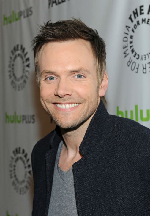 Joel McHale attends the Paley Center for Media&#39;s PaleyFest event honoring &#39;Community,&#39; courtesy of Samsung Galaxy, at the Saban Theatre, in Los Angeles on Tuesday March 5, 2013. <span class=meta>(Photo&#47;Kevin Parry for Paley Center for Media)</span>