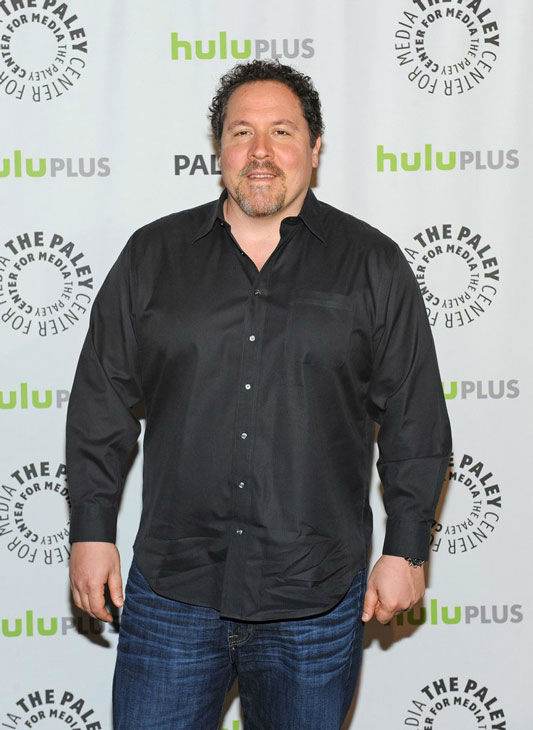 Jon Favreau, a co-executive producer of...