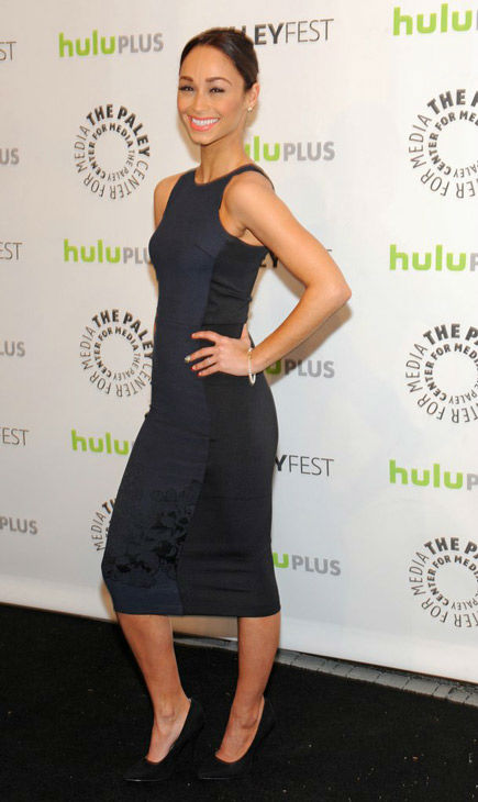 Cara Santana attends the Paley Center for Media&#39;s PaleyFest event honoring &#39;Dallas,&#39; courtesy of Samsung Galaxy, at the Saban Theatre in Los Angeles on March 10, 2013. <span class=meta>(Photo&#47;Kevin Parry for Paley Center for Media)</span>