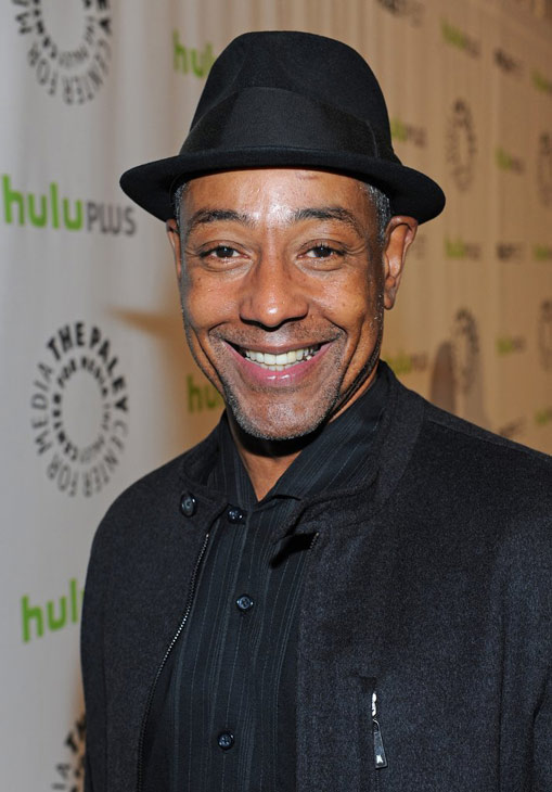 "<div class=""meta ""><span class=""caption-text "">Actor Giancarlo Esposito attends the Paley Center for Media's PaleyFest event honoring the NBC series 'Revolution,' courtesy of Samsung Galaxy, at the Saban Theatre in Los Angeles on March 2, 2013. He portrays Captain Tom Neville. (Kevin Parry for Paley Center for Media)</span></div>"