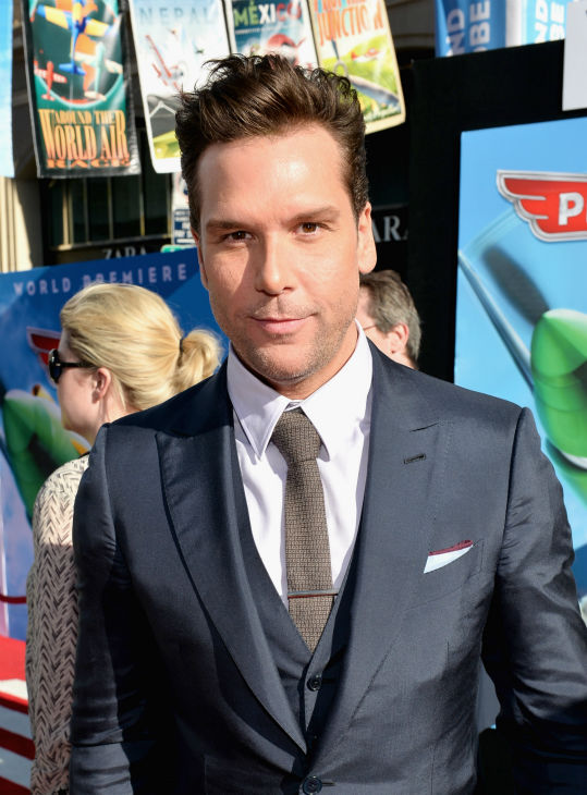 Cast member Dane Cook attends the premiere of Disney's 'Planes' film at the El Capitan Theatre in Hollywood, California on Aug. 5, 2013.