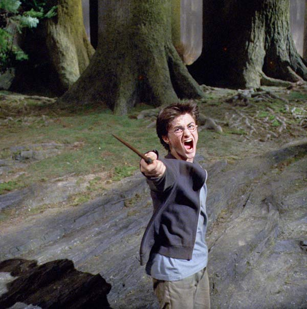 Harry Potter &#40;Daniel Radcliffe&#41; appears in a scene from the 2004 film &#39;Harry Potter and the Prisoner of Azkaban.&#39; <span class=meta>(Warner Bros. Pictures)</span>