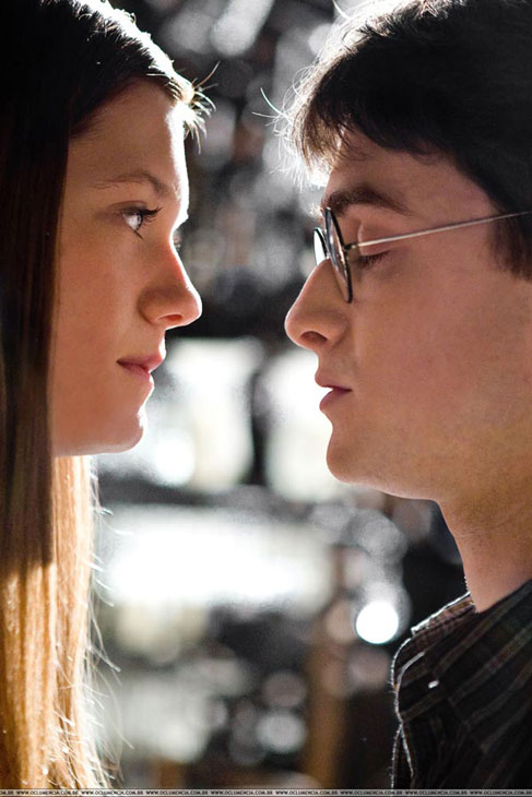 Ginny Weasley &#40;Bonnie Wright&#41; and Harry Potter &#40;Daniel Radcliffe&#41; appear in a scene from the 2009 film &#39;Harry Potter and the Half-Blood Prince.&#39; <span class=meta>(Warner Bros. Pictures)</span>