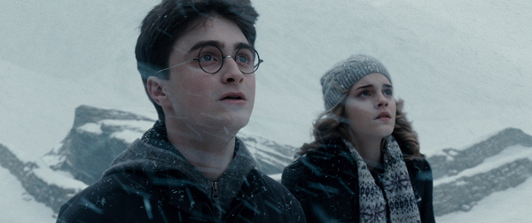 Harry Potter &#40;Daniel Radcliffe&#41; and Hermione Granger &#40;Emma Watson&#41; appear in a scene from the 2009 film &#39;Harry Potter and the Half-Blood Prince.&#39; <span class=meta>(Warner Bros. Pictures)</span>
