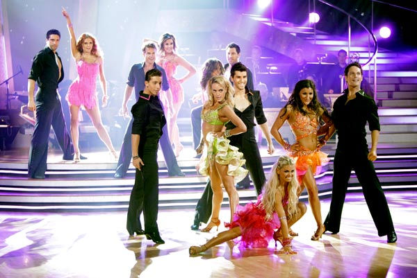 An all-new pro dance troupe of six world renowned performers made its debut on 'Dancing With The Stars: The Results Show,' Tuesday, March 29, 2011.