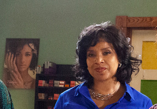 Phylicia Rashad (Clariee) stars in the all-new...