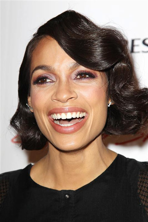 Rosario Dawson attends a screening of &#39;Gimme Shelter&#39; at the Museum of Modern Art New York in New York on Jan. 22, 2014. <span class=meta>(Kristina Bumphrey &#47; Startraksphoto.com)</span>