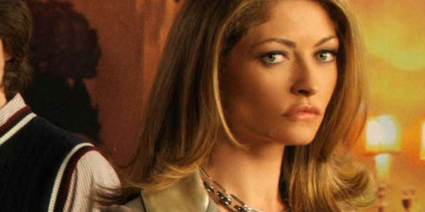 Rebecca Gayheart appears in a scene from the 2006 television show 'Vanished.'