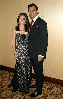 Victoria Reca&#241;o, host and correspondent for the entertainment news show &#39;The Insider,&#39; gave birth to her first child, a daughter named Maximilienne Elizabeth Burwell, on Feb  22, 2009. This is her and husband Tom Burwell&#39;s first child together.The name Maximilienne is of Latin origin and means &#39;Greatest.&#39; <span class=meta>(victoriarecano.com)</span>