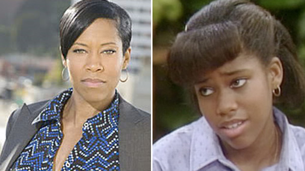 "<div class=""meta image-caption""><div class=""origin-logo origin-image ""><span></span></div><span class=""caption-text"">Regina King, who turned 42 on January 15, 2013, made her acting debut on '227' as Brenda Jenkins. The show ran between 1985 and 1990. She also starred in the movie 'Boyz n the Hood,' 'Higher Learning' and 'Jerry Maguire' as well as the FOX spy series '24' and the TNT cop drama 'Southland.'  (Pictured: Regina King in a scene from '227.' / Regina King on the cover of Essence magazine in February 2011.) (Essence / NBC)</span></div>"