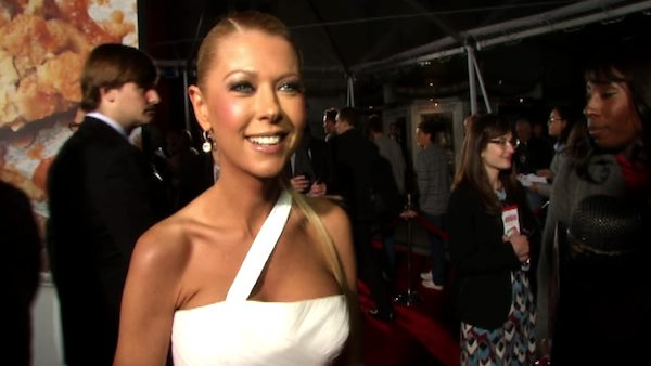 Tara Reid talks about the 'fantastic journey' of starring in the 'American Pie' films in April 2012.