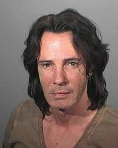 Rick Springfield appears in a photo provided by the Malibu/Lost Hills Sheriff's Office on May 3, 2011.