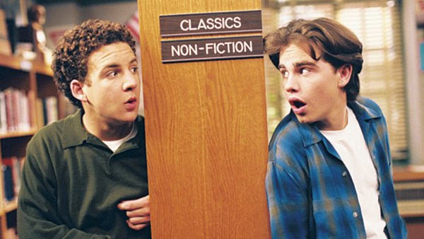 Rider Strong turns 33 on Dec. 11, 2012. The actor, screenwriter, director and producer is best known for his role as Sean Hunter in the long-running 90s sitcom &#39;Boy Meets World.&#39;Pictured: Rider Strong appears in a photo from the long-running comedy &#39;Boy Meets World.&#39; <span class=meta>(Michael Jacobs Productions &#47; Touchstone Television)</span>