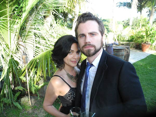Rider Strong of &#39;Boy Meets World&#39; fame and fiancee Alexandra Barreto are pictured in this undated photo provided on Dec. 27, 2012. The two got engaged four days earlier. <span class=meta>(Rider Strong)</span>