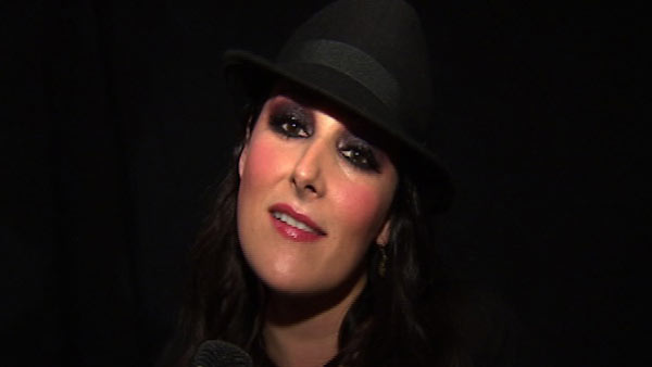 Ricki Lake speaks to OnTheRedCarpet.com at the 'Rocky Horror Picture Show' 35th Anniversary event i