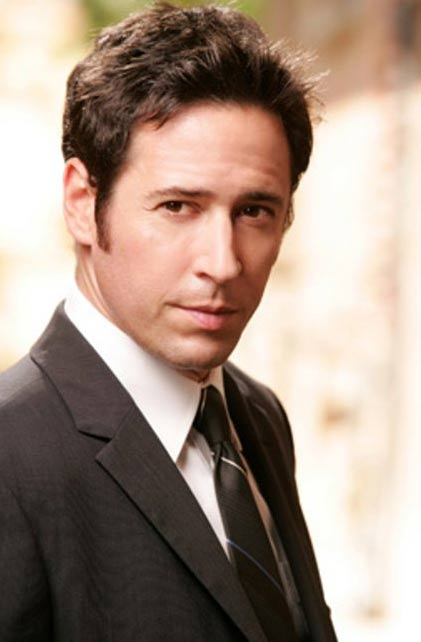 Rob Morrow appears in a scene from the show 'Numb3rs.'